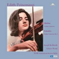 アナログレコードシベリウス:ヴァイオリン協奏曲ニ短調Op.47/プロコフィエフ:ヴァイオリン協奏曲第1番ニ長調Op.19パイネマン WEITLP-5