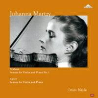Brahms ブラームス / Violin Sonata, 1, : Martzy Vn Hajdu P +ravel: Violin Sonata 1972