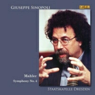 Mahler マーラー / Sym, 4, : Sinopoli / Skd Banse S