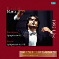 Beethoven ベートーヴェン / ベートーヴェン: 交響曲第3番 英雄 、ハイドン: 交響曲第48番 マリア・テレジア リッカルド・ムーティ & ウィーン・フィル 1992 2LP