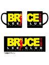 ブルース リー/ 香港ブルース リー倶楽部 ロゴ マグカップ