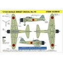 デカール 1/144 零戦21型 台南航空隊 V-172 SWEET