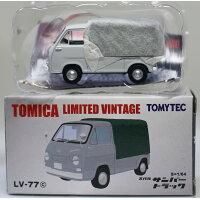 トミカリミテッド ヴィンテージ TLV-77c スバルサンバー グレー トミーテック