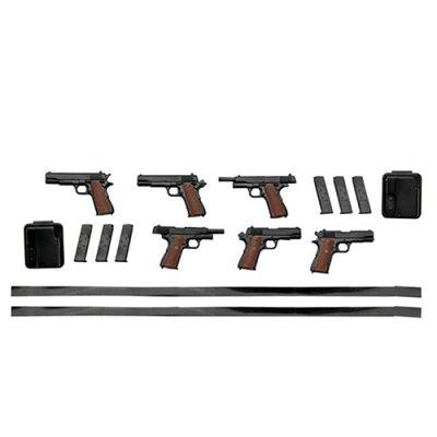 リトルアーモリー LA015 1/12 M1911A1&コマンダータイプ プラモデル トミーテック