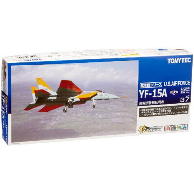 技MIX 航空機シリーズ 技AC37 1/144 米空 YF15A 初号機 トミーテック