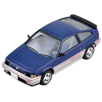 トミカリミテッド ヴィンテージ ネオ LV-N124c ホンダ バラードスポーツCR-X 1.5i 青/銀 OP装着車 トミーテック