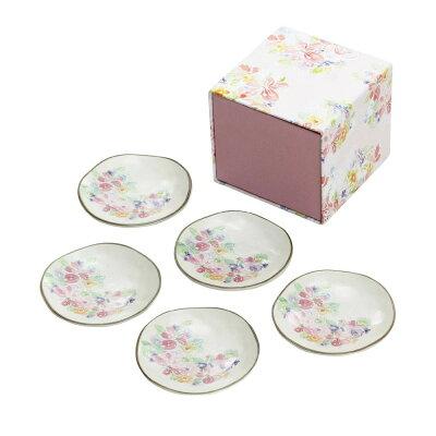 華みやび小皿揃桜燦々