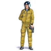 プラスモデル 1/48 MIG-29パイロット バウマン