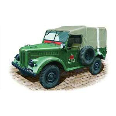 1/35 露ガズGAZ-69軍用乗用車 プラモデル ブロンコモデル