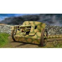 1/72 独・7.5cmPak.50対戦車歩兵砲 プラモデル ACE