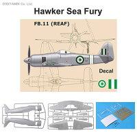 1/48 ホーカー・シーフューリーFB.11戦闘爆撃機・パキスタン軍 プラモデル アーセナル