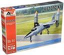 1/72 独・VJ101C-X1超音速垂直離着陸試作戦闘機 A&Amodelブランド プラモデル モデルズビット