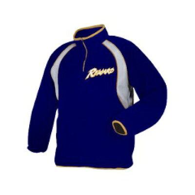 レワード GW11/66 レワード フリースジャケット カラー:Dブルー/グレー サイズ:M