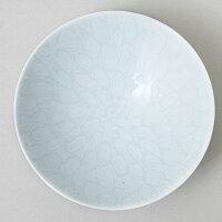 白山陶器 平茶碗 A-23 波佐見焼 15cm×5.3cm 230g