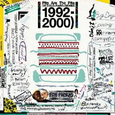 Pits Are The Pits(25 GOLD=RARE=DEBRIS 1992-2000)/CD/PECF-1008