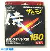 トーケン 切断砥石サムライ18010枚入 RA-180AZ-10P 10 枚