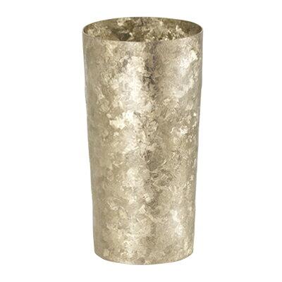 チタン二重タンブラー 窯創り プレミアム 350 ゴールド t08-km-350