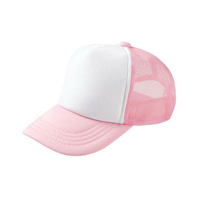 MAXIMUM アメリカンキャップ MC6615 色 : ピンク/ホワイト サイズ : JF