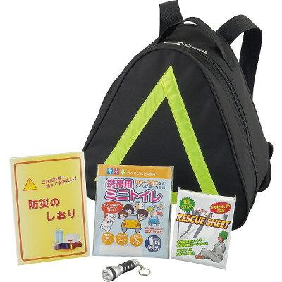 リュック型ピラミッドバッグ防災 36200 400508