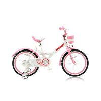 ロイヤルベビー 子供用自転車 ピンク こども用 女の子 18インチ