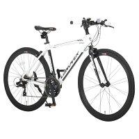 CANOVER カノーバー CAC-028 KRNOS ホワイト 33993 クロスバイク
