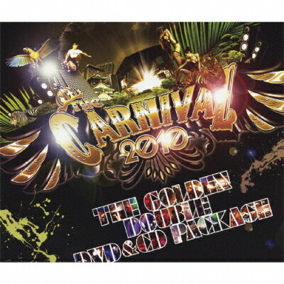 THE CARNIVAL 2010 THE GOLDEN DOUBLE DVD & CD PACKAGE/CD/XNKC-10014