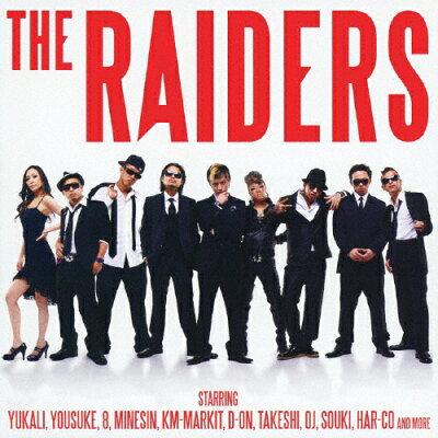 THE RAIDERS/CD/XNKC-10028