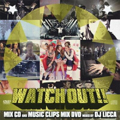WATCH OUT!!/CD/XNKC-10032