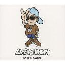 LIFE IS WAVY/CD/BPMT-1020