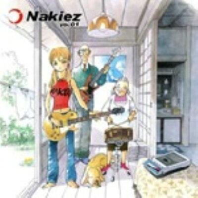 Nakiez vol.1/CD/PQCD-10044