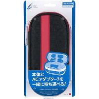 CYBER・デュアルポーチ PS Vita用 レッド サイバーガジェット
