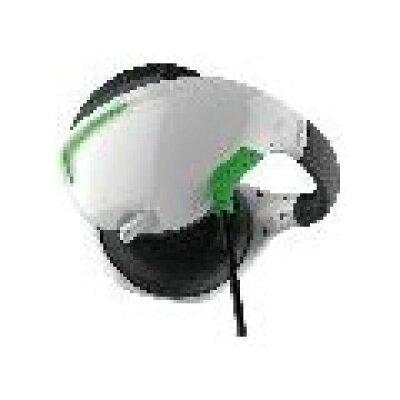 CYBER Gadget マイク付きバックバンドヘッドホン CY-VRMBHP-WG