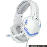 CYBER Gadget ゲーミングヘッドセット ハイグレード CY-P5GMHSHG-WH