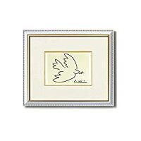 ピカソ 絵画額8114 平和 17945