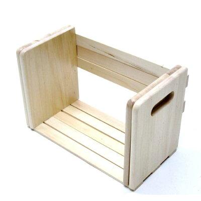 木製スライドブックスタンドNA
