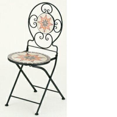 タイルチェアー チェア 椅子  TIR7-CBK