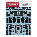 1/20 F150 カーボンデカール フジミ対応 スタジオ27 ST27.CD20011.フェラーリ15
