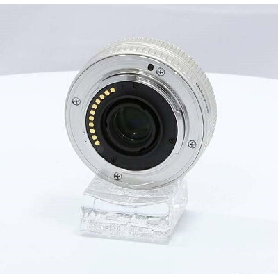 OLYMPUS 交換レンズ M17F2.8 シルバー