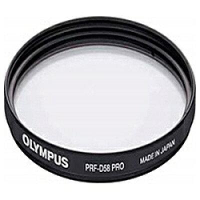 OLYMPUS/オリンパス PRF-D58 PRO φ58mm プロテクトフィルター