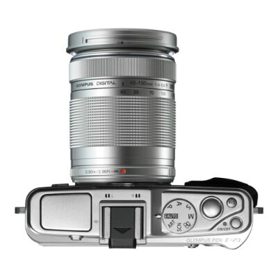 OLYMPUS 交換レンズ M ED40-150F4.0-5.6 R シルバー