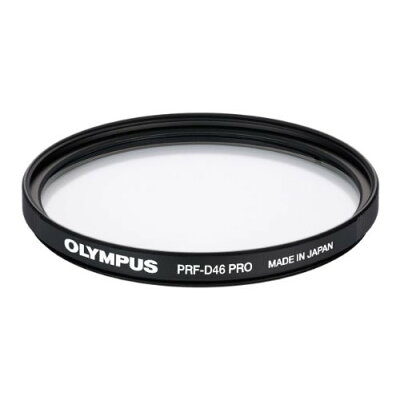 PRFD46PRO オリンパス M.ZUIKO DIGITAL ED 12mm F2.0 用プロテクトフィルター