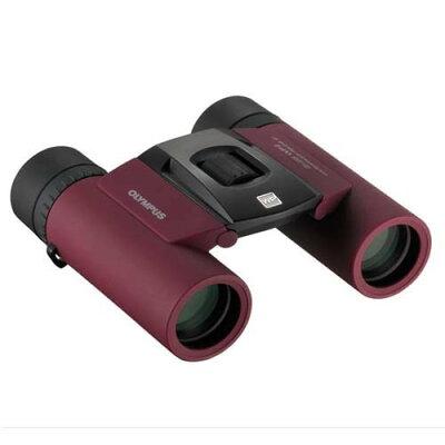 OLYMPUS 双眼鏡 8X25WP 2 ディープパープル