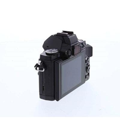 OLYMPUS デジタル一眼レフカメラ OM-D E-M5 BLACK