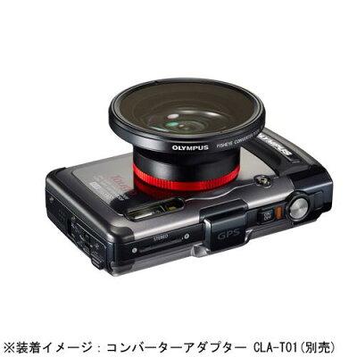 オリンパス フィッシュアイコンバーターレンズ FCON-T01