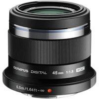 OLYMPUS  交換レンズ M45F1.8 ブラック