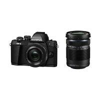 OLYMPUS デジタル一眼レフカメラ OM-D E-M10 Mark 2 EZ WズームキットB