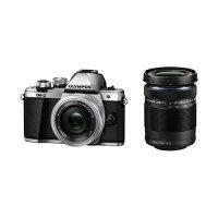 OLYMPUS デジタル一眼レフカメラ OM-D E-M10 Mark 2 EZ WズームキットS