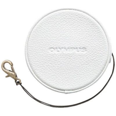 オリンパス 本革レンズジャケット LC-60.5GL WHT ホワイト 11月下旬発売