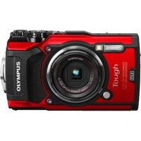 オリンパス コンパクトデジタルカメラ TOUGH TG-5 レッド(1個)