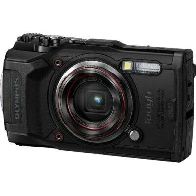 OLYMPUS デジタルカメラ TG TG-6 BLACK